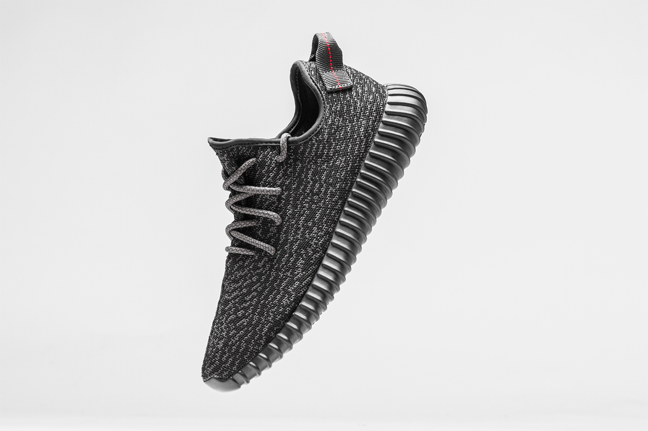 Is This What The adidas Yeezy 350 Boost Pirate Black 2016 Restock