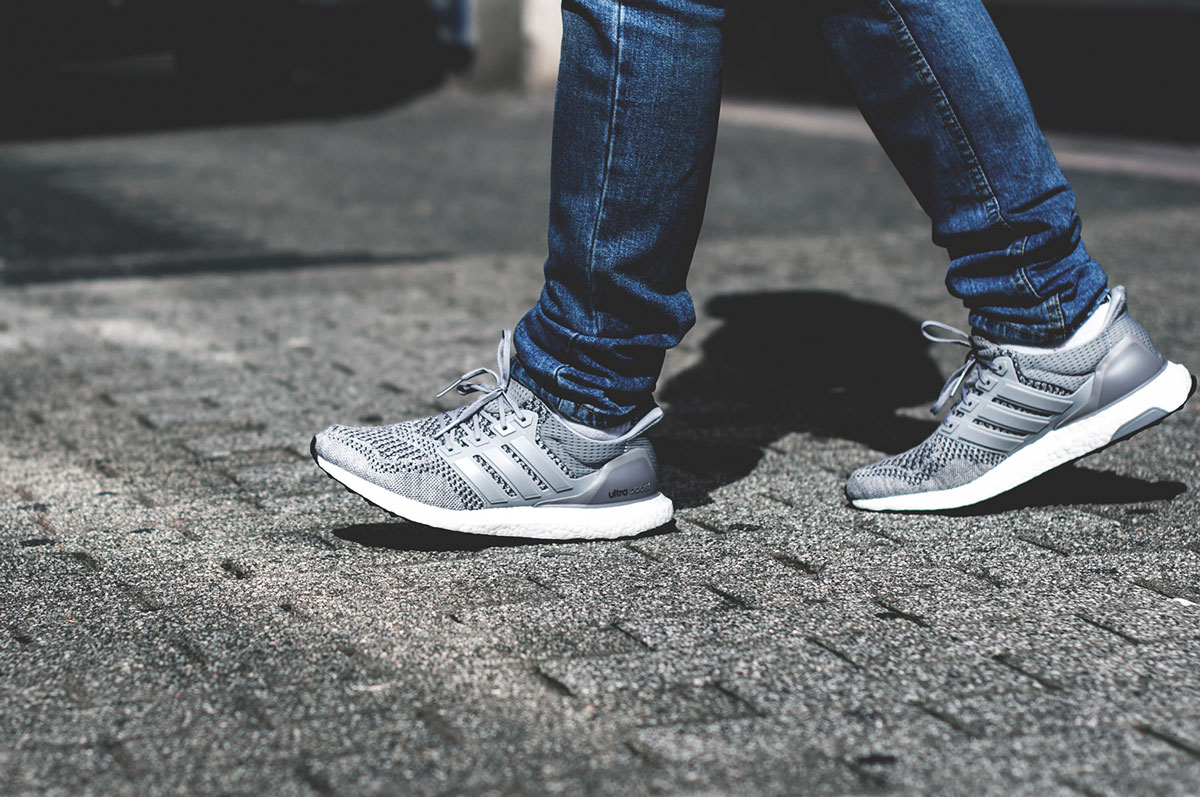 Ultra Boost Grey Toe