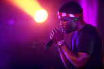 NEW YORK, NY – SEPTEMBER 24: Frank Ocean performs onstage at The Angel Orensanz Foundation on September 24, 2012 in New York City. (Photo by Roger Kisby/Getty Images)
